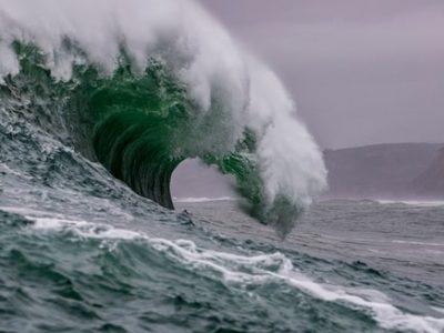 Crashing Wave Like Overwhelm